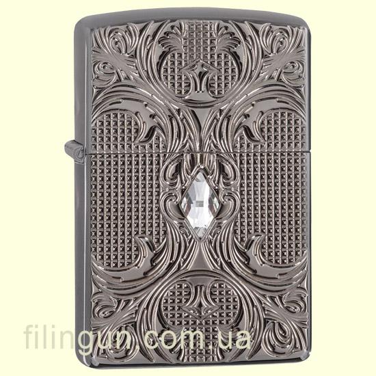 Зажигалка Zippo 28956 Armor Crystal Lattice