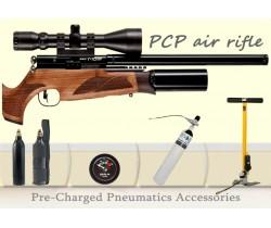 Насосы, баллоны высокого давления для пневматики BSA Guns