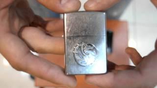 Зажигалка Zippo 21035 Raised Dragon