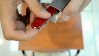 Нож Victorinox Sportsman 0.3802