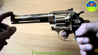 Револьвер под патрон Флобера Alfa мод 461 6
