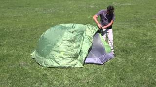 FERRINO ARDECHE 3 Tent Assembly Instructions