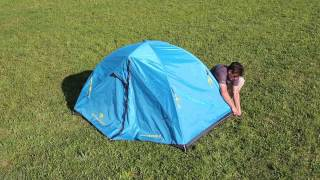FERRINO PHANTOM Tent Assembly Instructions