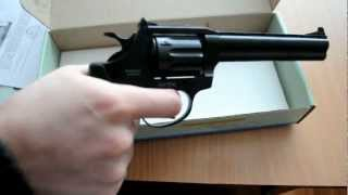 Револьвер под патрон Флобера Safari (Сафари) РФ 461