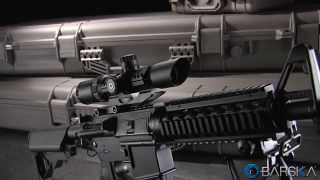 Barska SWAT-AR 1-4x28mm Tactical Rifle Scope AC11872