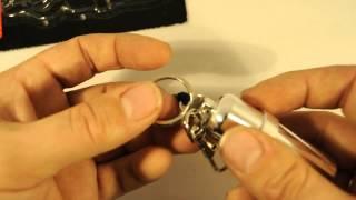 Брелок канистра Zippo 121503