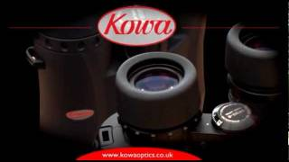 Kowa YF and SV series binoculars