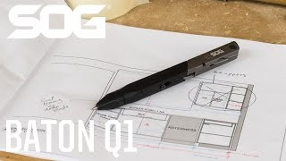 SOG Baton Q1 Multi-Tool