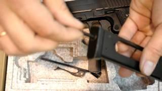 Пневматический пистолет KWC Colt 1911 KM 42(Z) metal slide