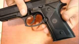 Пневматический пистолет Beretta Elite II