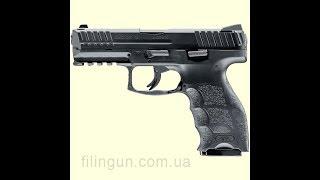 Пистолет пневматический Heckler & Koch VP9