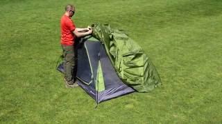 FERRINO GOBI 3 Tent Assembly Instructions