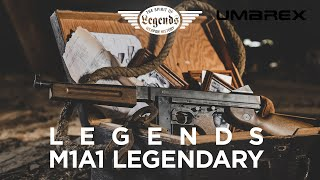 Legends M1A1 Legendary cal. 4.5 mm Steel BB