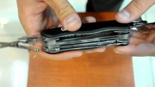 Нож Victorinox WorkChamp 0.9064.3 Black
