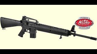 Пневматическая винтовка Crosman MTR77NP