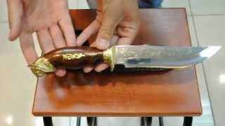 Нож охотничий Рысь
