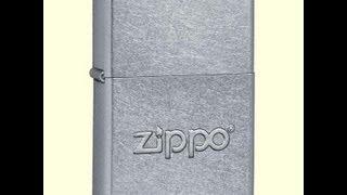Зажигалка Zippo 21193 Zippo Stamped
