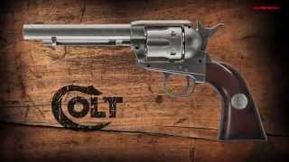 Colt Peacemaker – US Marshal