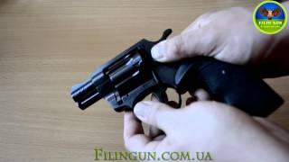 Револьвер под патрон Флобера Alfa мод 420 2