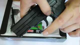 Пневматический пистолет KWC Sig Sauer 2022 KM 47(D) metal slide
