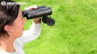 BRESSER Corvette 8x42 & 10x42 Binoculars nitrogen purged - Product Intro