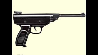 Пневматический пистолет SPA S3