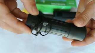 Монокуляр Tasco 12x25 черный