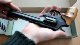 Револьвер под патрон Флобера Safari (Сафари) РФ 461 бук