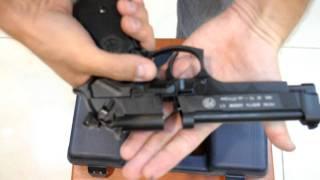 Пневматический пистолет Beretta M 92 FS