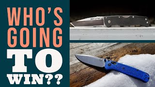 The Air lite VS. The Bugout
