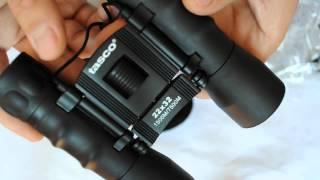 Бинокль Tasco 22x32 черный