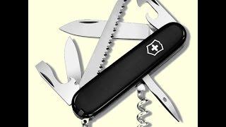 Нож Victorinox Camper 1.3613.3