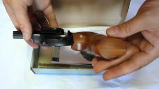 Револьвер под патрон Флобера Safari (Сафари) РФ 420 бук