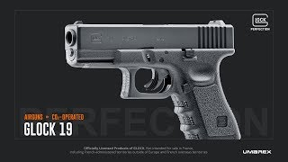 Glock 19 CO2 Airgun – Produktvorstellung