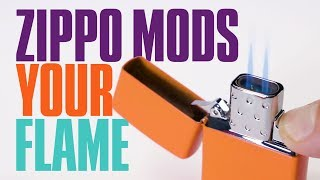 Zippo Mods Your Flame