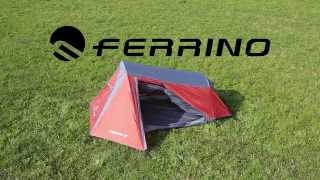 FERRINO LIGHTENT Tent Assembly Instructions