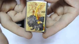 Зажигалка Zippo 24935 Zodiac Leo