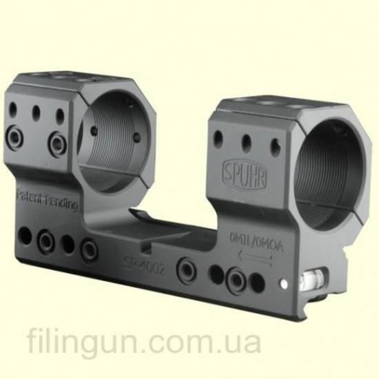 Крепление Spuhr SP-4002 моноблок 34 мм
