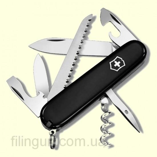 Нож Victorinox Camper 1.3613.3 Black