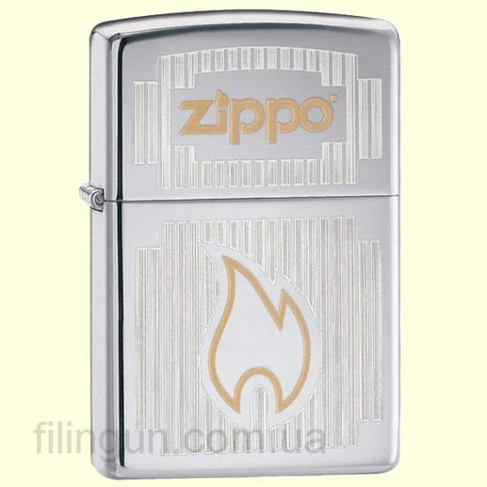Зажигалка Zippo 24206 Chrome Visions