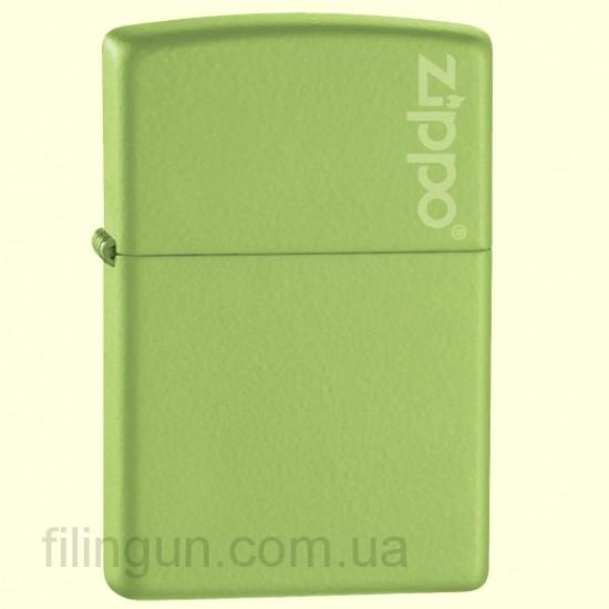 Зажигалка Zippo 21122 ZL Lemon Lime Matte
