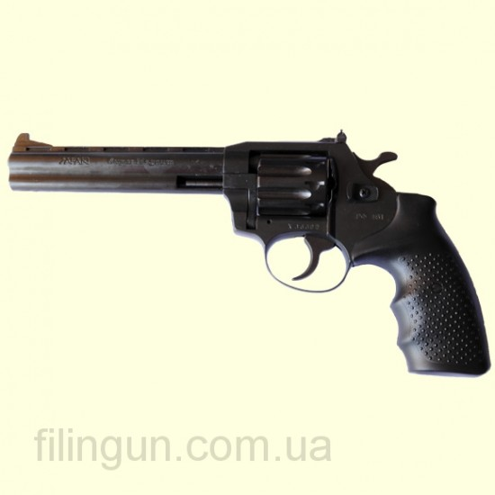 Револьвер под патрон Флобера Safari (Сафари) РФ 461 резинометал - фото