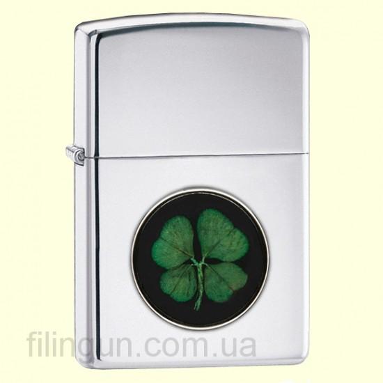 Зажигалка Zippo 24667 Four Leaf Clover