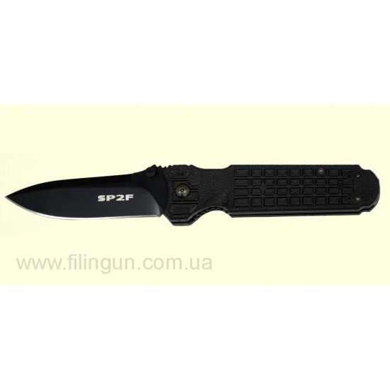 Нож Fox Predator II - 2F Liner Lock FX-446 B