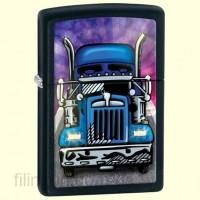 Зажигалка Zippo 28312 Truck Head On
