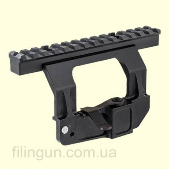 Крепление CAA Dragunov Picatinny Rail Scope Mount на винтовку СВД