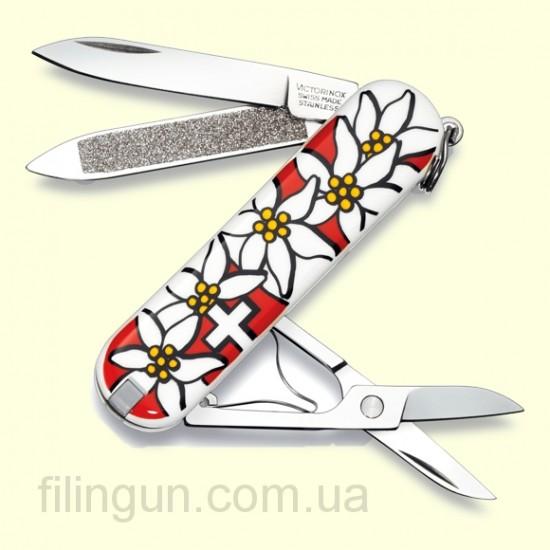 Нож Victorinox Classic 0.6203.840 Edelweiss