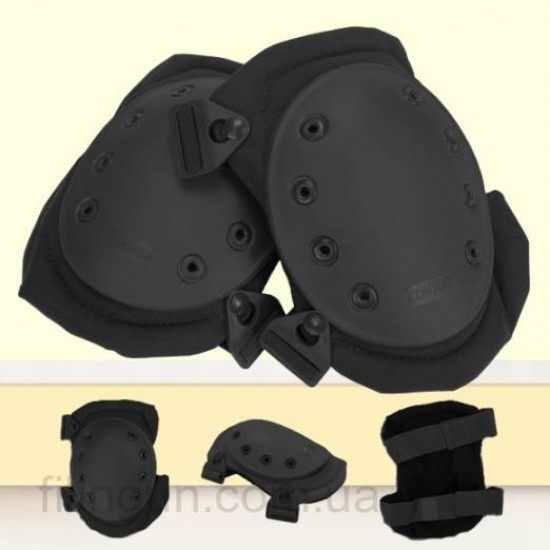 Наколенники тактические Condor KP2: Knee Pad 2 Black