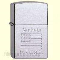 Запальничка Zippo 100.014 Made in USA