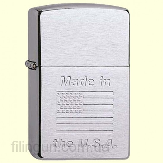 Зажигалка Zippo 100.014 Made in USA